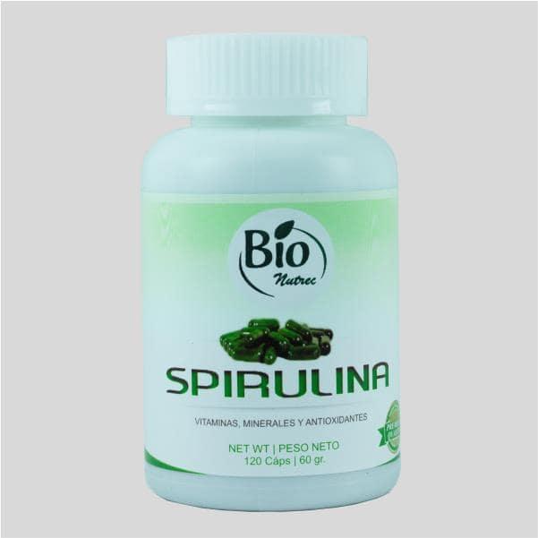 Espirulina Perú