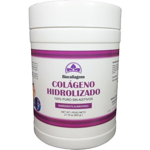 colágeno hidrolizado en perú