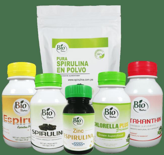 productos naturales bionutrec